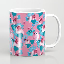 Pink Cats Coffee Mug