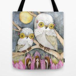Marie Three Tote Bag