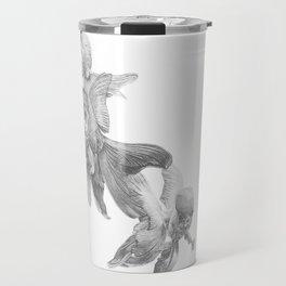 Fancy Fish Travel Mug