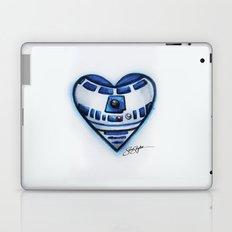 R2D2 Star Wars Heart Laptop & iPad Skin