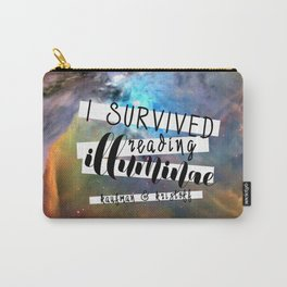 I Survived Illuminae Carry-All Pouch