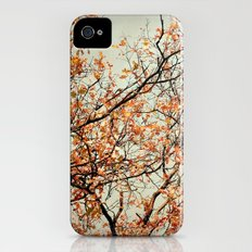 autumn  Slim Case iPhone (4, 4s)