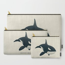 Orcinus Orca Carry-All Pouch