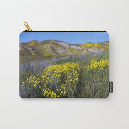 Carrizo Plain National Monument California Carry-All Pouch