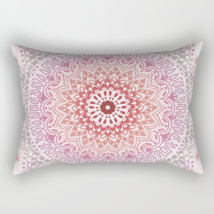 SUMMER MANDALA Rectangular Pillow