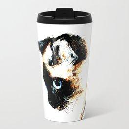 Siamese Cat 2015 edit Travel Mug