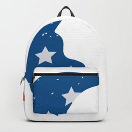 Purple Heart Day Backpack