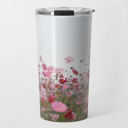 Flower photography by MIO ITO Travel Mug