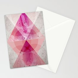 Give me something, i turn it upside down Stationery Cards