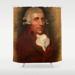 Franz Joseph Haydn, Music Legend Shower Curtain