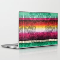 mexico Laptop & iPad Skins featuring Mexico by Joanna Tadger