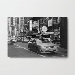 42nd Street nylon 2018 Metal Print