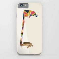 Walking Shadow, Old Man iPhone 6s Slim Case