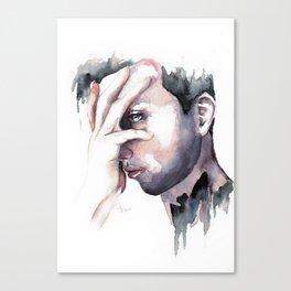 Dark Soul Canvas Print