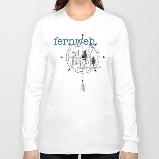 Fernweh Long Sleeve T-shirt