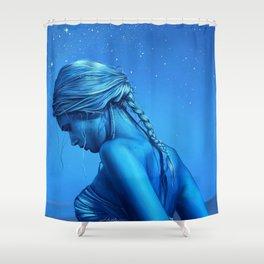 The Dag Shower Curtain