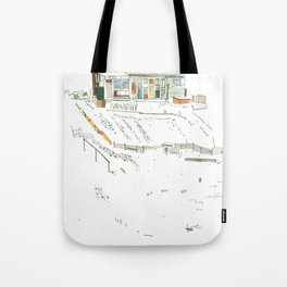 king of the allotments Tote Bag