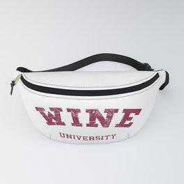 Wine University Fanny Pack