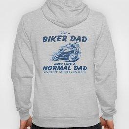 Biker DAD Hoody