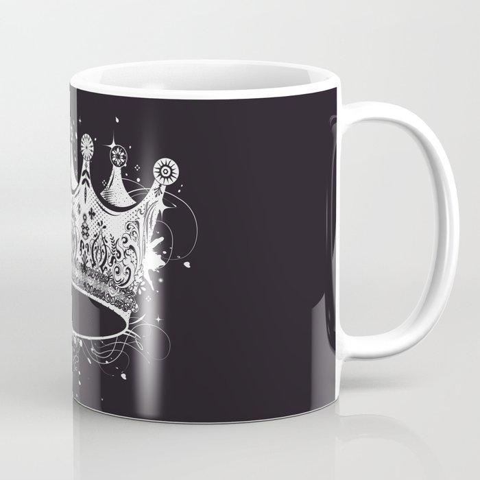 Crown in graffiti style Coffee Mug by namosh