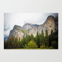 Bond With Nature Canvas Print