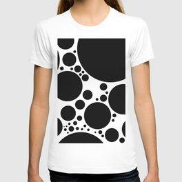 BUBBLE BLACK T-shirt