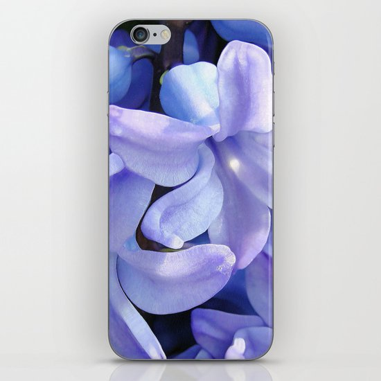 Hyacinth iPhone & iPod Skin