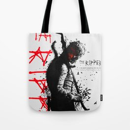 The Ripper Tote Bag
