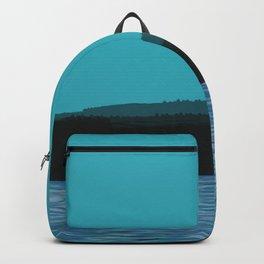 Vancouver Island Blue Sky Backpack