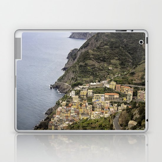 Riomaggoire, Italy  Laptop & iPad Skin