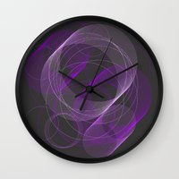 vector Wall Clocks featuring TUBES - vector by Heaven7