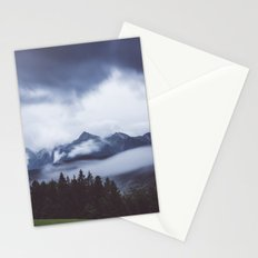 Weather break Stationery Cards