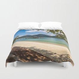 Pangkor Laut Malaysia Duvet Cover