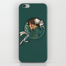 Chun-Li Nouveau iPhone & iPod Skin