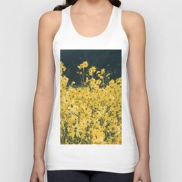 Daisies For Days Unisex Tank Top