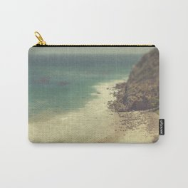 Vintage Malibu Beach Carry-All Pouch
