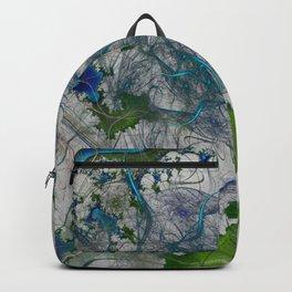Grass Roots 3D Fractal Backpack
