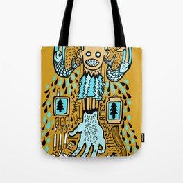 Drizzle City 2 Tote Bag