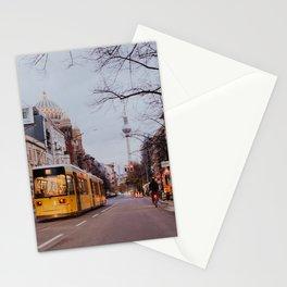 Berlin Metro Stationery Cards