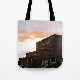 City of Burlington Tote Bag