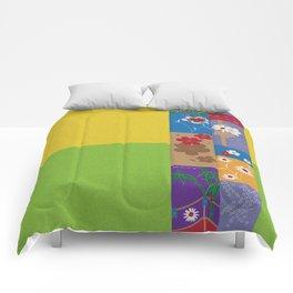 Chiyogami Comforters