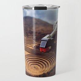 Nature's Groove Travel Mug