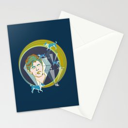 DIAMOND DOGS Stationery Cards