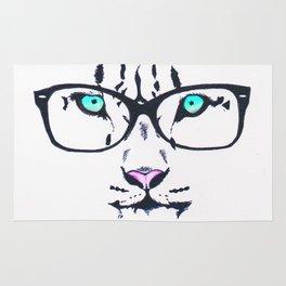 Hipster Tiger Rug