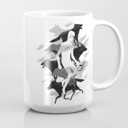 Wolves 02 Coffee Mug