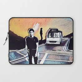 Bus To Nowhere Laptop Sleeve