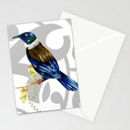 Tui New Zealand Bird Stationery Cards