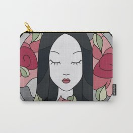 Madeline (Edgar Allan Poe) - Stained Glass Carry-All Pouch