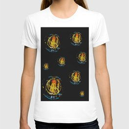 The Electric Current:  Filament Lights T-shirt