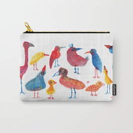 Birdies Carry-All Pouch